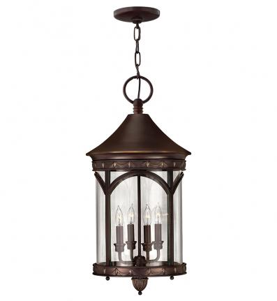 Hinkley Lighting - 2312CB - Lucerne Incandescent Outdoor Pendant