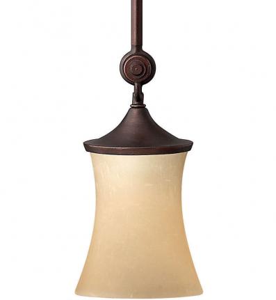 Hinkley Lighting - 4177VZ - Thistledown Victorian Bronze Mini Pendant