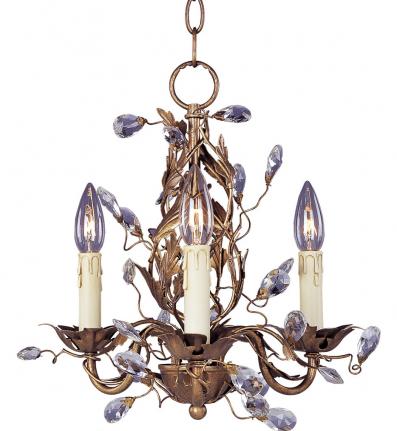 Maxim Lighting - Elegante 3 Light Chandelier