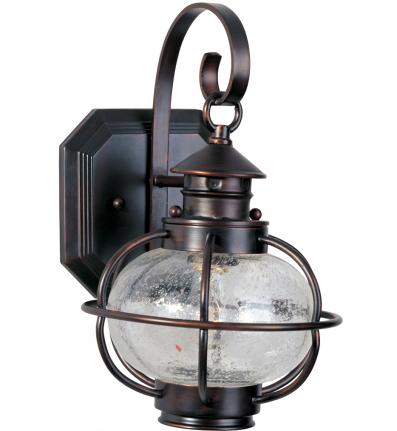 Maxim Lighting - 30502CDOI - Portsmouth 1 Light Outdoor Wall Lantern
