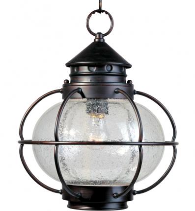 Maxim Lighting - 30506CDOI - Portsmouth 1 Light Outdoor Hanging Lantern