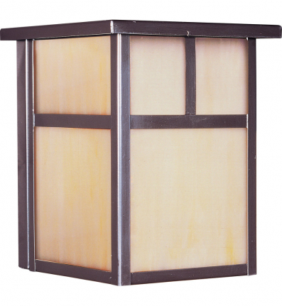 Maxim Lighting - 4050HOBU - Coldwater 1 Light Outdoor Wall Lantern