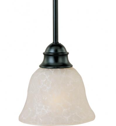 Maxim Lighting - 91009ICBK - Linda 1 Light Mini Pendant