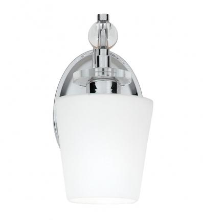 Quoizel - HS8601C - Hollister Polished Chrome 1 Light Bath Vanity