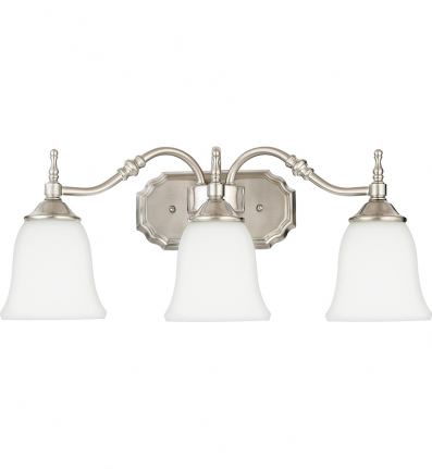 Quoizel - Tritan 3 Light Bath Vanity