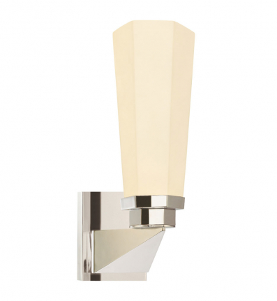 Sonneman 1845.35 Polished Nickel Forma Wall Sconce