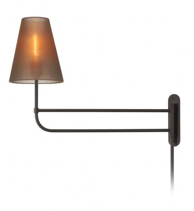 Sonneman - Bistro Swing Arm Long Wall Lamp