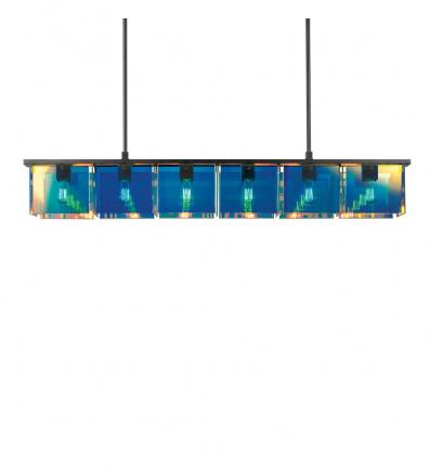 Sonneman - Dichroix 6 Light Bar
