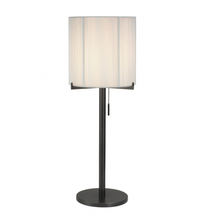 Sonneman - Boxus Round Table Lamp