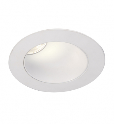 WAC Lighting - Tesla LED 3.5 Inch 30 to 45 Degree Adjustable Round Trim