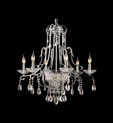 Dale Tiffany - GH90092 - Oxford Chandelier