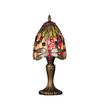 Dale Tiffany - TT101287 - Vickers Tiffany Table Lamp