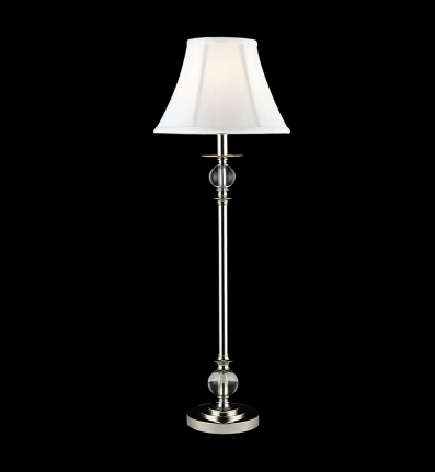 Dale Tiffany - GB10196 - Crystal Buffet Lamp