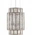 Currey & Company - 9493 - Fantasia Chandelier with Pyrite Bronze/Raj Mirror Finish