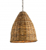 Currey & Company - 9845 - Basket Pendant
