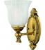 Hinkley Lighting - 5580BB - Francoise Burnished Brass 1 Light Bath Sconce