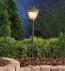 Kichler - 15367TZT - Landscape Textured Tannery Bronze 26 Inch Path Light