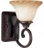 Maxim Lighting - 13511WSOI - Allentown 1 Light Wall Sconce