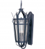 Maxim Lighting - 30043CDCF - Cathedral 3 Light Outdoor Wall Lantern