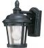 Maxim Lighting - 3026CDBZ - Dover Cast 1 Light Outdoor Wall Lantern