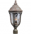 Maxim Lighting - 3101WGET - Whittier Cast 3 Light Outdoor Post Lantern