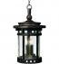 Maxim Lighting - 3138CDSE - Santa Barbara Cast 3 Light Outdoor Hanging Lantern