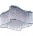 Maxim Lighting - 39701CLPC - Swizzle 20 Light Flush Mount