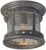 Maxim Lighting - 40030CDSE - Santa Barbara Sienna Incandescent Outdoor Flush Mount