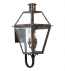 Quoizel - RO8311AC - Rue De Royal Aged Copper Outdoor Wall Lantern