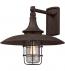 Troy Lighting - B3222 - Allegheny Centennial Rust 15.5 Inch Outdoor Wall Lantern