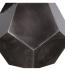 Uttermost - 17510 - Uttermost Dash Steel Polygon Candleholders (Set of 2)