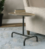 Uttermost - 24531 - Martez Industrial Accent Table