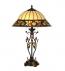 Dale Tiffany - TT90172 - Pebblestone Table Lamp
