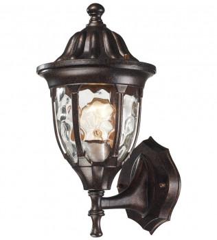 ELK Lighting - 45000/1 - Glendale Regal Bronze 7 Inch 1 Light Outdoor Wall Sconce
