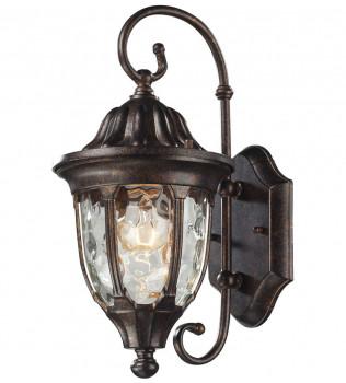 ELK Lighting - 45002/1 - Glendale Regal Bronze 7 Inch 1 Light Outdoor Wall Sconce
