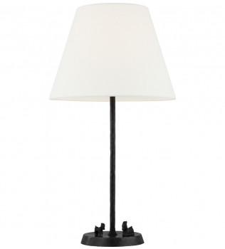 ED Ellen DeGeneres - ET1041AI1 - Caroline Aged Iron 1 Light Table Lamp