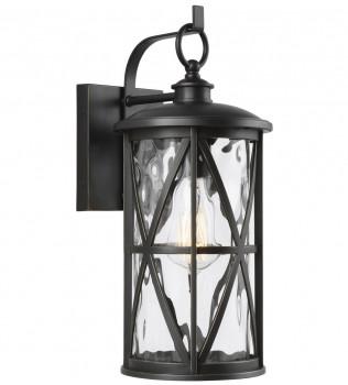 Feiss - OL15201ANBZ - Millbrooke Antique Bronze 15.5 Inch 1 Light Outdoor Wall Lantern