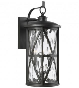 Feiss - OL15203ANBZ - Millbrooke Antique Bronze 3 Light Outdoor Wall Lantern