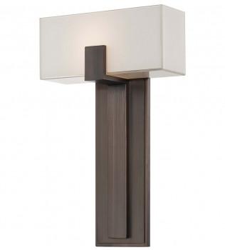 "George Kovacs - Decorative Wall Sconces 1 Light 16.5"" Tall Wall Sconce"