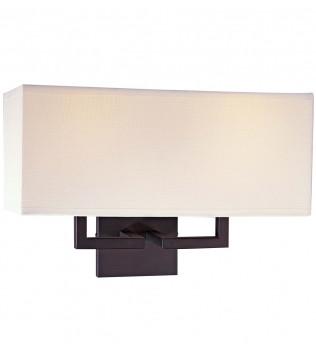 George Kovacs - Decorative Wall Sconces 2 Light Wall Sconce