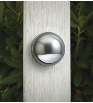 Kichler - Landscape Half Moon Landscape Deck Light