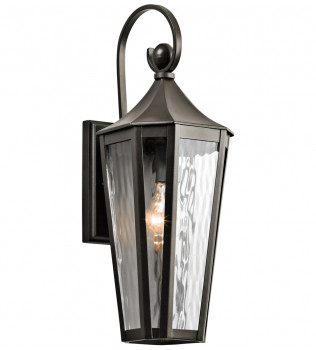 Kichler - Rochdale 19.25 Inch 1 Light Outdoor Wall Sconce