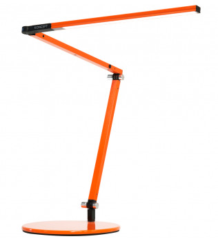 Koncept - AR3100-WD-ORG-DSK - Z-Bar Mini Orange Warm Light 3500K Desk Lamp