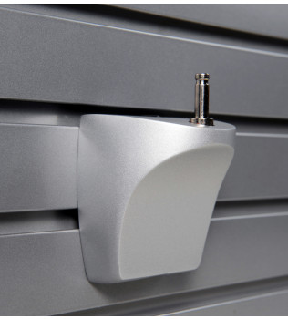 Koncept - Slatwall Mount for Z-Bar Desk Lamp