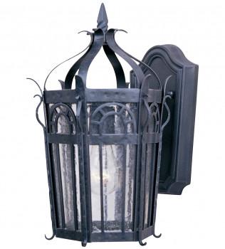 Maxim Lighting - 30041CDCF - Cathedral 1 Light Outdoor Wall Lantern