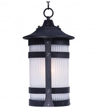 Maxim Lighting - Casa Grande Anthracite 1 Light Outdoor Hanging Lantern