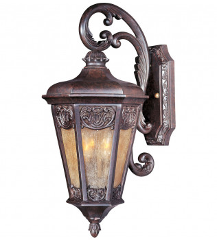 Maxim Lighting - 40173NSCU - Lexington Colonial Umber 2 Light Outdoor Wall Mount