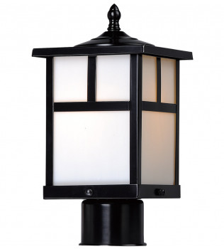 Maxim Lighting - Coldwater 1 Light Outdoor Post Lantern