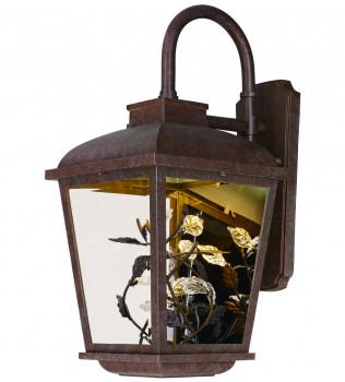 Maxim Lighting - 53502CLAE - Arbor Adobe 1 Light Outdoor Wall Sconce