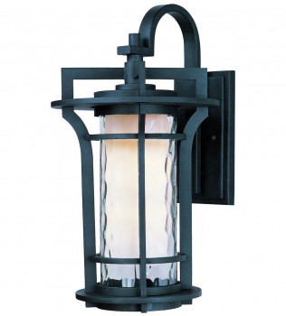 Maxim Lighting - Oakville Black Oxide 17.5 Inch Outdoor Wall Mount